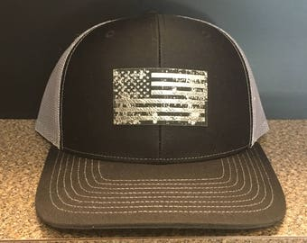 77cd311956e Leather patch hats