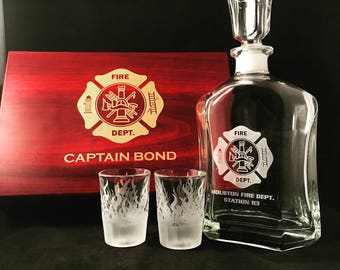 Firefighter gift, Fireman Graduation, Fireman gifts, Fireman Retirement, Firefighter gifts, Firefighter graduation, Fireman, Firefighter