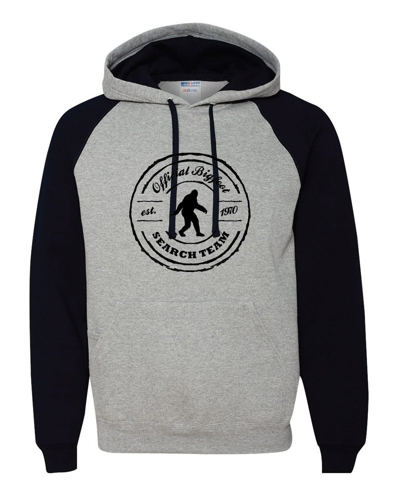 Sweatshirt, Bigfoot gifts, Sweater, Camping, Camping gear, Bigfoot search  team, Oregon, Pacific Northwest, Happy Camper, Camper, Northwest