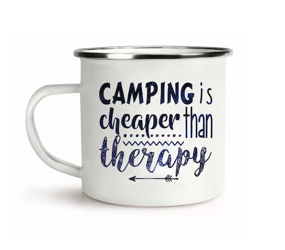 Pacific Northwest Camping Camp Gear Camp Gifts Camp Cup Camping Gear Camp coffee Oregon Happy Camper