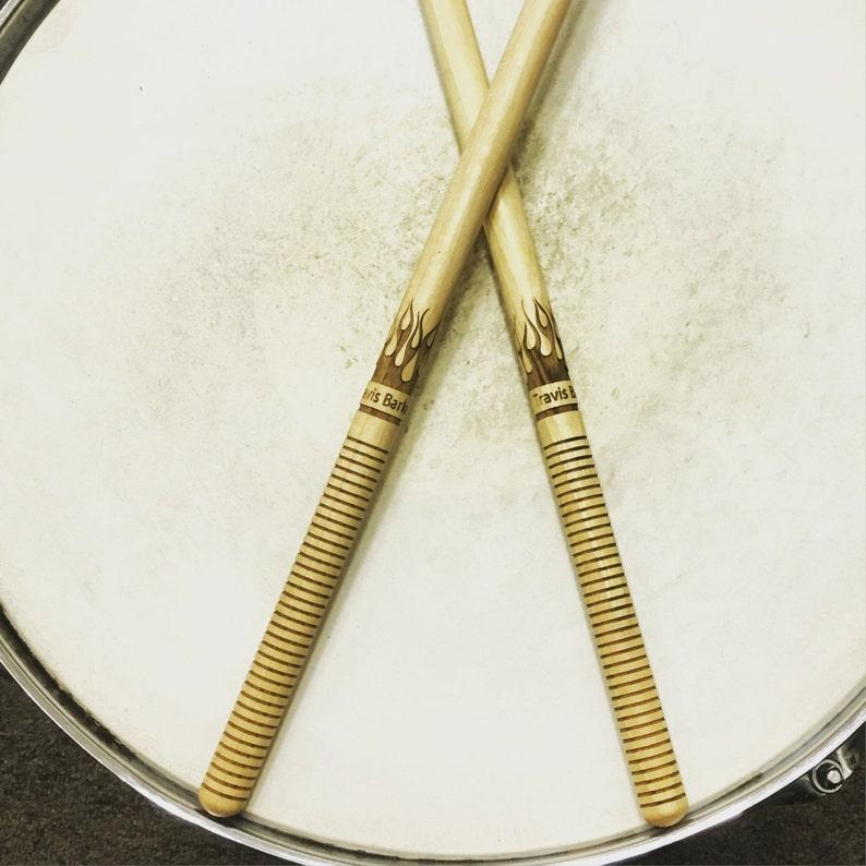 DrumSticks Personalized Drumssticks Drum sticks Drums image 0