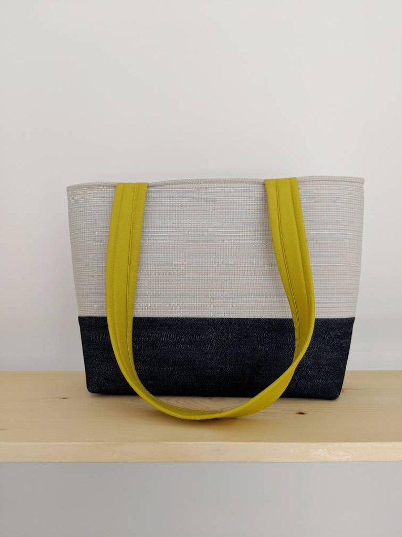 Not Your Grandma/'s Sweater Modern Reusable Bag /&  Made to Order Pickle