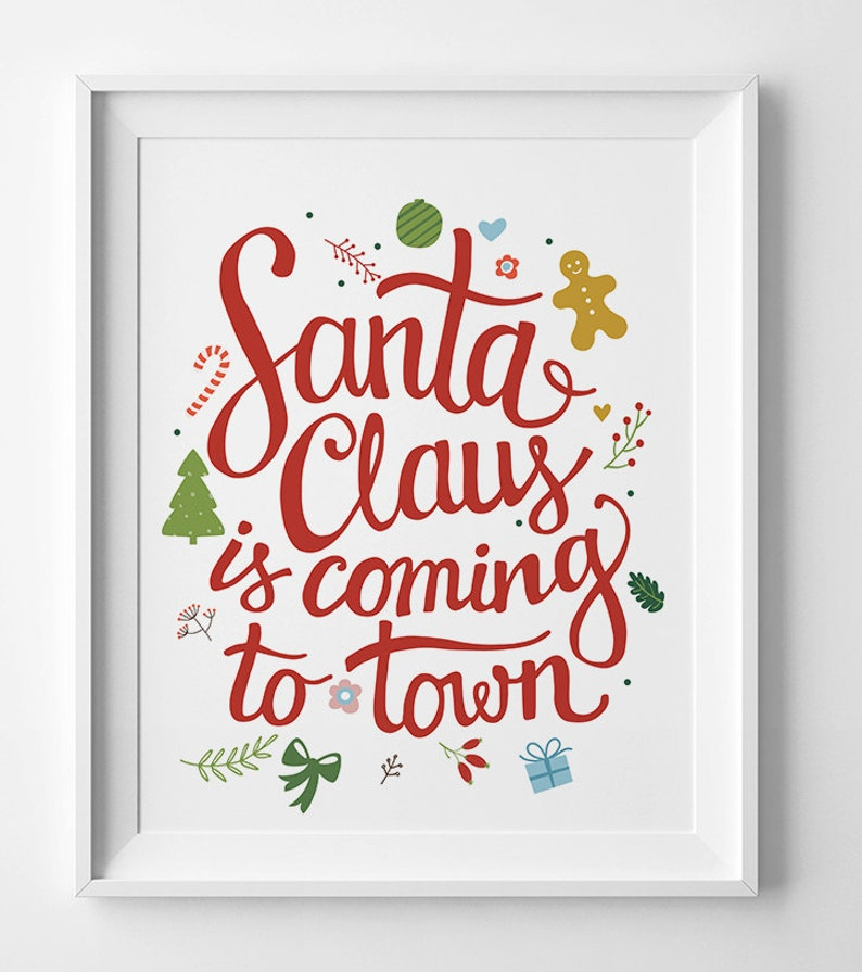 Image result for christmas printable wall art