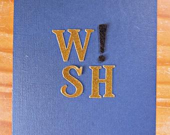 Map (Magic Words) - Wish