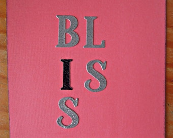 Map (Magic Words) - Bliss