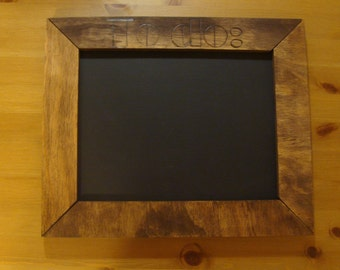 TO DO framed chalkboard