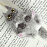 Fat Cat Mini Plush doll