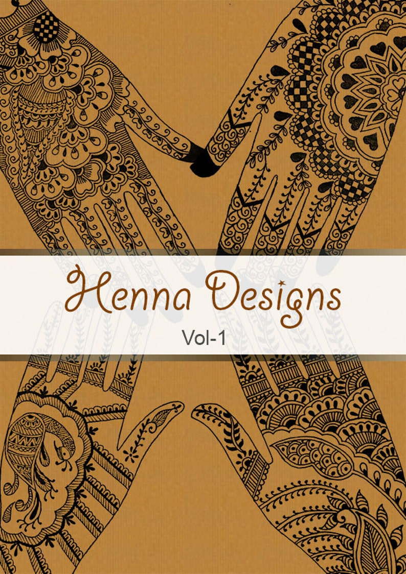 Arabic Mehndi Designs Ebook
