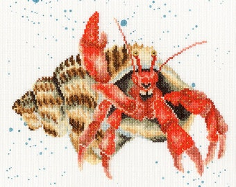 Bothy Threads ~ Counted Cross Stitch Kit ~ Sampler ~ Sheep May Safely Graze  XS8