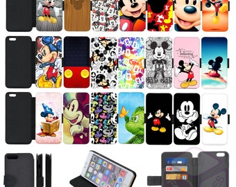 Disney Wallet Cell Phone Cover Case