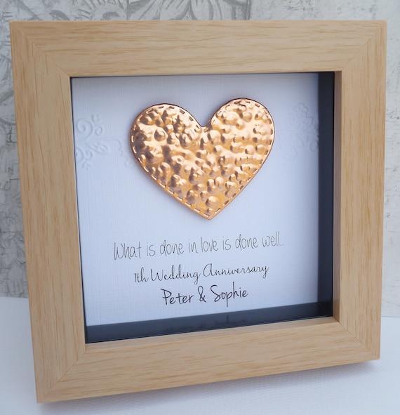 22nd Wedding Anniversary Gift Ideas