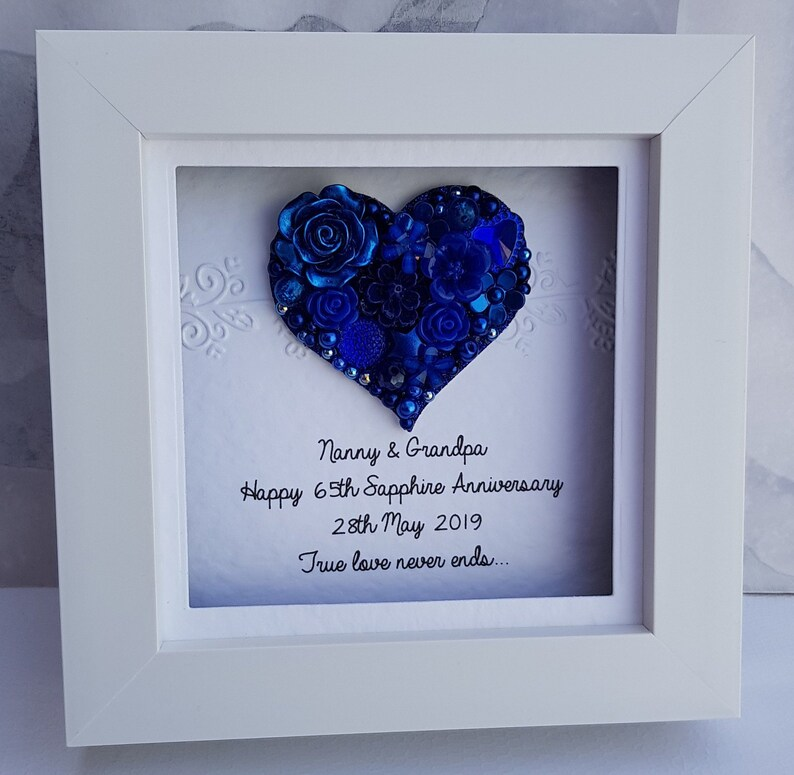 Gifts For 65th Wedding Anniversary