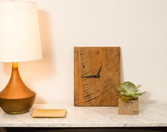 Wood Wall Clock- Numbered