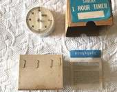 Vintage Smith Timer. Made in Germany.