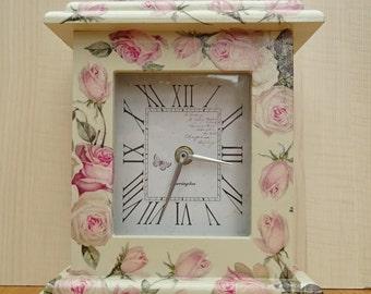 Girls bedroom clock | Etsy