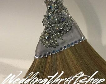 Wedding Brooms Etsy