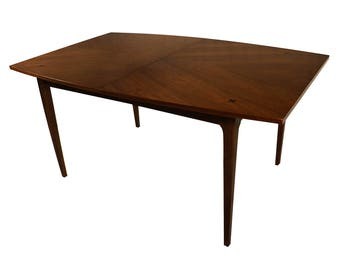Mid Century Modern Dining Table Etsy - Mid century modern gateleg table