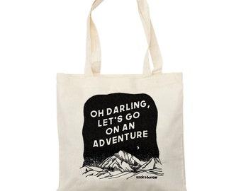 Oh Darling | Tote Bag