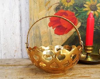 ring dish / brass plate / brass collection / brass bowl / brass ware