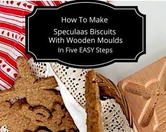 Make Speculaas Biscuits - eBrochure
