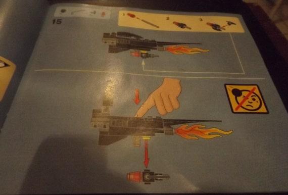 Black Friday Sale LEGO Super Heroes Dc Universe Batman assembly booklet 6863