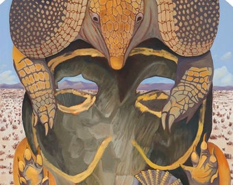 Song of my Sonoran Grandmother Giclee Print