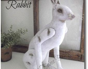 EB Vintage Rabbit by Edna Bridges