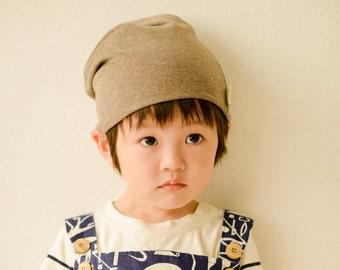 8835dfe48b478b 100% Organic Cotton Childrens Winter Hat, Kids Slouchy Beanie for Sensitive  Skin, Girls Beanie Hat, Safe for Children, Boys Eczema Knit