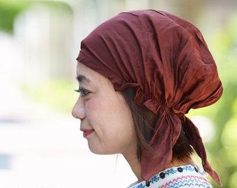 Stretchy Bandana Hat For Women & Men, Pirate Headband, Boho Barista Cosplay, Mens Hair Cover, UV Protection, Sports Hairband, Ren Fest