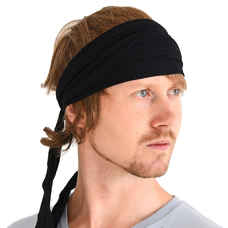 Head Wrap for Women   Men Pirate Headband Boho Scarf Hair  68e83d322c8
