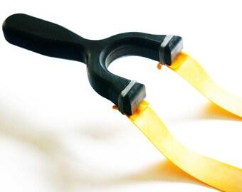 Powerful Polymer Catapult Slingshot COLT (not a toy) Lifetime warranty