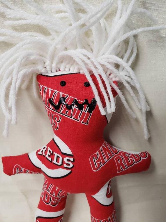 FIREFIGHTER FRUSTRATION Doll dammit Stress Relief dolls FIREMAN