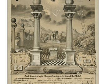 Masonic & Fraternal Art