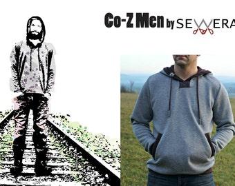 Co-Z Men Schnittmuster & Anleitung by Sewera