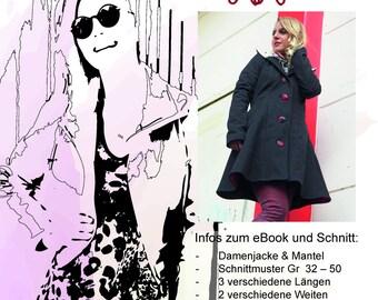 4 Seasons Jacket Schnittmuster & Anleitung by Sewera