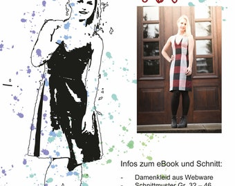 The Dress to Impress Schnittmuster & Anleitung by Sewera