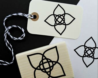 Celtic Symbol Family and Love Rubber Stamp, Celtic Rubber Stamp, Spiritual Rubber Stamp  -2039310118-