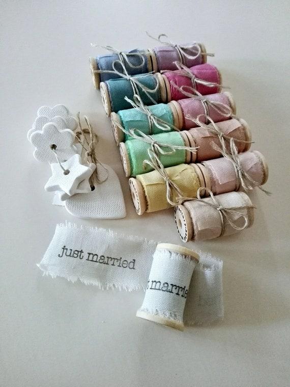 Teint à la couleurs main des échantillons de couleurs la de ruban de soie, teint à la main ruban de soie couleurs des échantillons, des accessoires de photographie de mariage, ruban de soie ensemble-1803170818- 3008e1