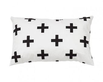 Pluses cushion 30x50