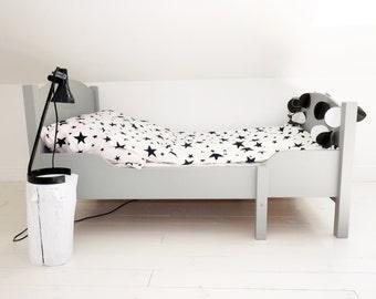 Stars children bed linen