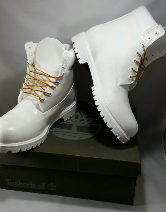 White Timberland Boots Custom Timberlands Cocaine Timberlands  31f5ab7d5