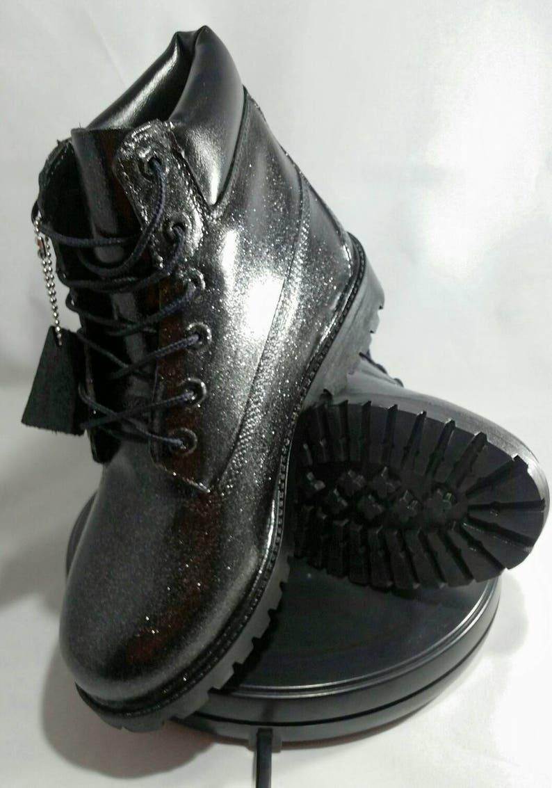 Black Timberland Boots Custom Timberlands Mens Timberland Boots  4835278f6