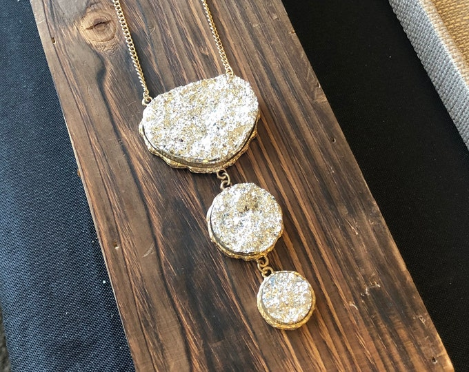 Vernon Druzy Necklace
