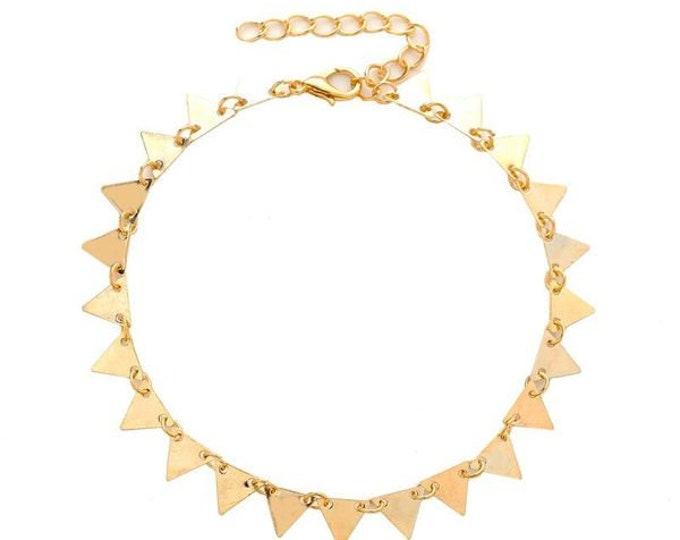 Fiercely Triangle Bracelet