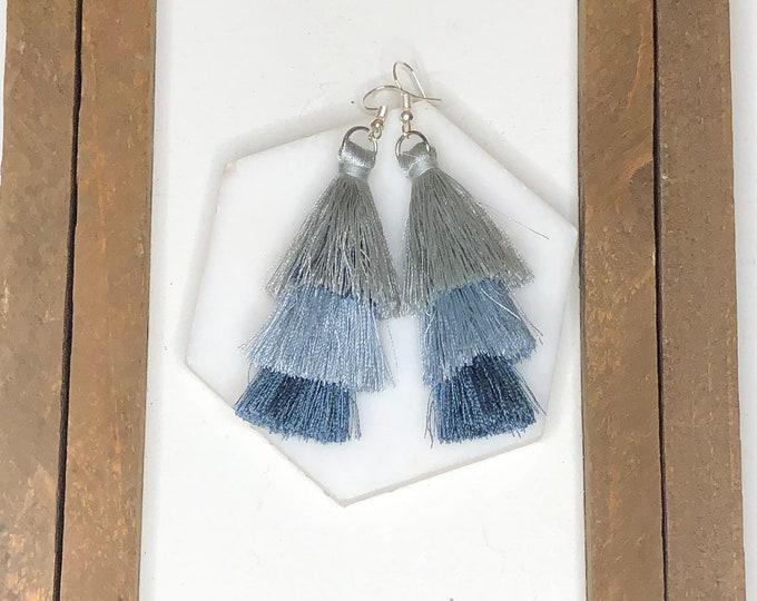 Tabitha Tassel Earrings