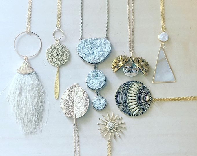 Sale! Gold Necklaces