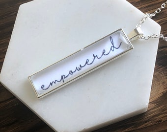 Empowered Necklace