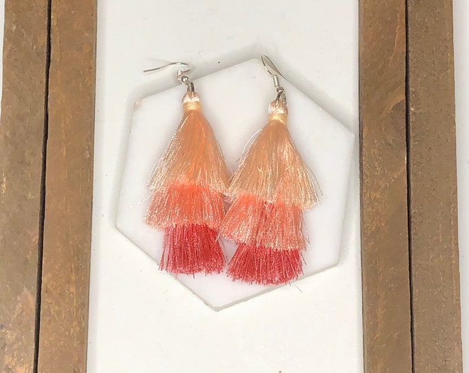 Tabitha Tassel Earrings