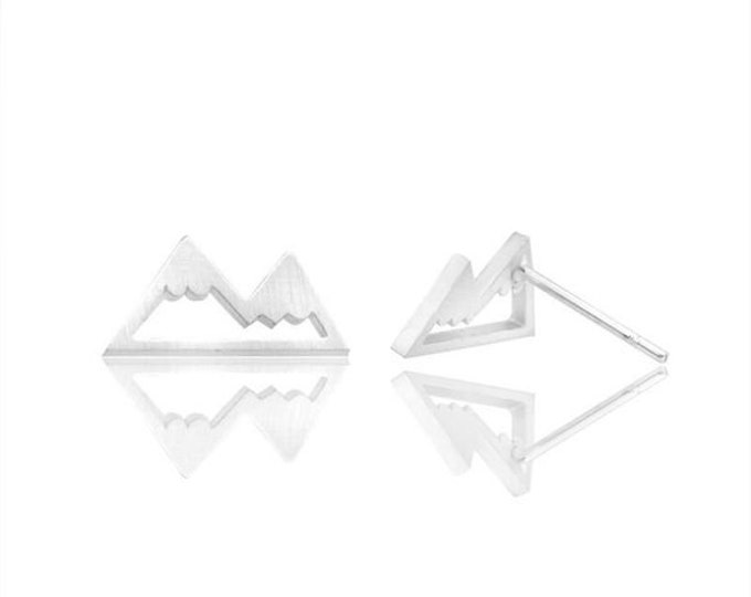 Its the Climb Stainless Steel Studs
