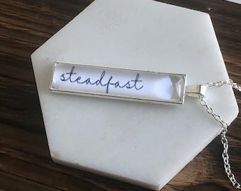 Steadfast Necklace